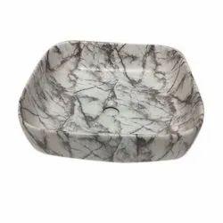 Grey Granite Table Top Wash Basin