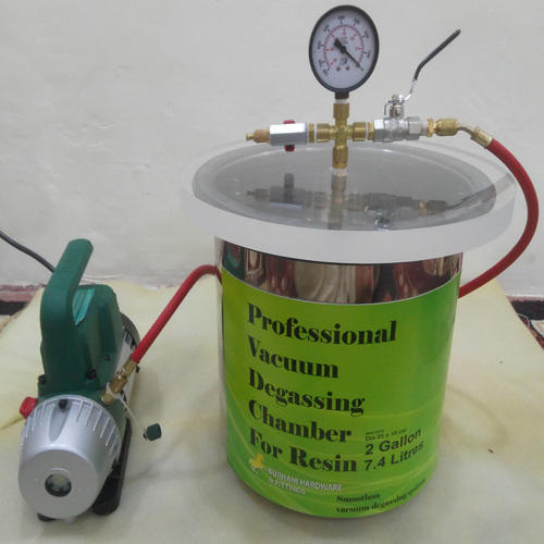 S.s 304 Single Phase Vacuum Chamber, BHF2515, Rs 21500 ...