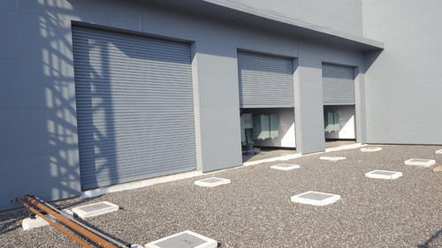 Motorized Shutters At Rs 45000 Piece Motorized Rolling