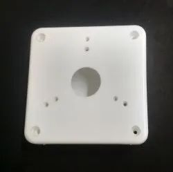 4x4 Virgin Quality PVC Junction Box For CCTV Camera with Camera Mounting Holes