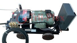 High Pressure Water Blasting Machines