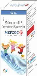 Mefenamic Acid & Paracetamol Syrup