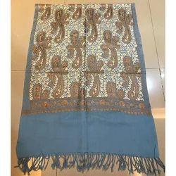Pashmina Silk Embroidery Stole