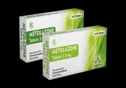 Metolazone Tablets 2.5mg/ 5mg
