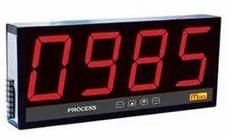 Jumbo Display Prosess and Temperature Indicators