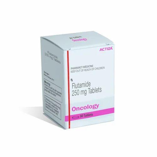 Flutamide Tablet, Packaging Ty...