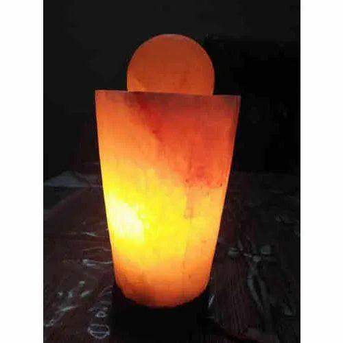 Glass Ball Himalayan Salt Lamp