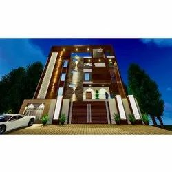 House Front Elevation Services, Fabrication