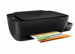 Black HP 5821 PRINTER