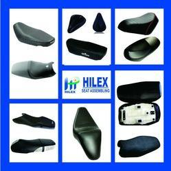 Hilex Super XL Rear Seat Assembly