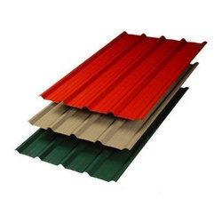 FRP Profile Roofing Sheet
