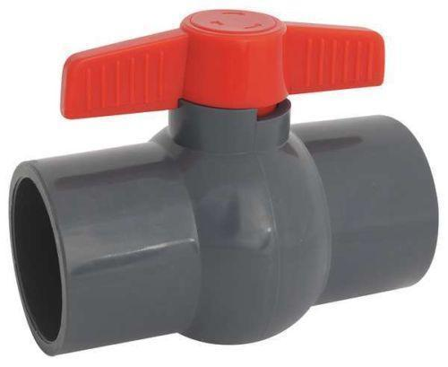 PVC Solvent Socket Ball Valve