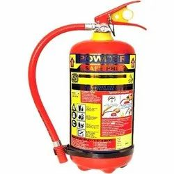 6 Kg Safe Pro ABC Dry Powder Fire Extinguisher