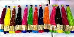 Indian Bandhani - Bandhej - Cotton - Fancy -Ethnic Skirt