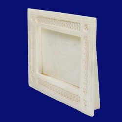 Alabaster Marble Photo Frame