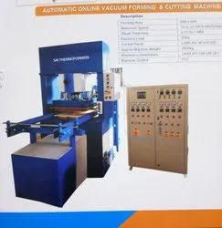 FUlly Automatic Forming & Cutting Machine