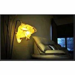 Flower Lamps Antique Flower Shape Lamp, for Home