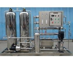 Mineral Water Processing Plant