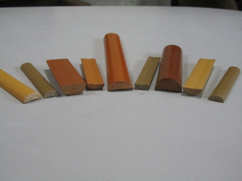 Half Round PVC Profiles
