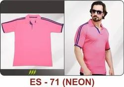 ES-71 Neon Polyester T-Shirts