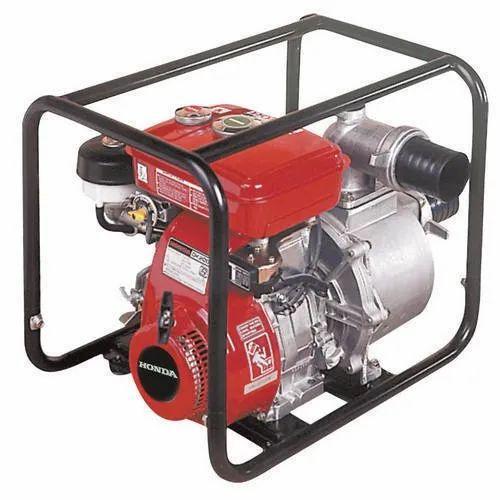 80 X 80 Mm Automatic Honda Kerosene Water Pump Set, 28 Meters, Model: WBK 30FF