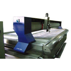 CNC Waterjet Cutting System