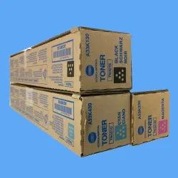Konica Minolta Tn 321 Toner Cartridges Set