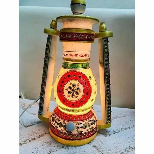 Marble And Sandstone Lantern