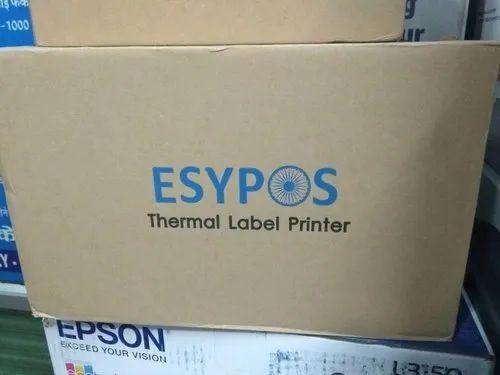 ESY Bar Code Label Printer