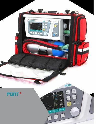 Heyer Medical Ag. Transport Ventilator (Neonatal), Emergency Transport  Ventilator, Rs 400000 /piece | ID: 18137604548