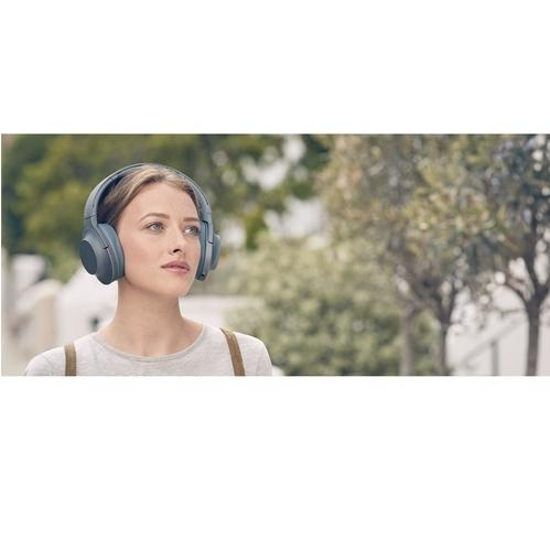 9746ae08ebe Sony WH-H900N 2.4 GHz Band Hear On 2 Wireless Noise Cancelling Headphone