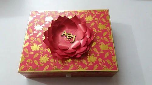 Kadam Code 044 Invitation Card Box