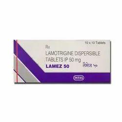 Lamez 50 mg Tablet
