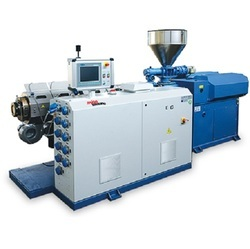 Twin Screw PVC Pipe Extrusion Machine