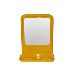 Glass Plain Mirror Frame