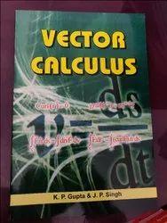 Text Book Of Vector Calculus Book