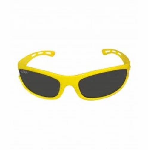 yellow frame with black junior sunglasses - Yellow Frame Sunglasses