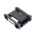 Monochrome Black ID Card Printer Ribbon