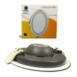Pure White Wipro LED Lights, IP Rating: IP33