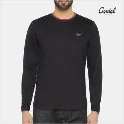 Full Sleeve Premium Cotton T-Shirt for Men