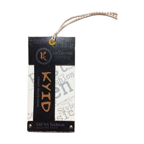 Men Jeans Hang Tags At Rs 3 Piece Jeans Tags Id 16567587848
