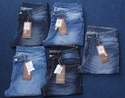 Men Lycra Plain Stretchable Jeans, Size: 32-38