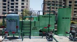 FAB Technology Based Sewage Treatment Plant