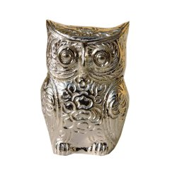 Antique Owl Statue