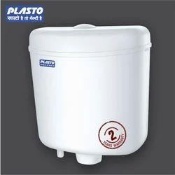 Plasto 8L Wall Hung Cistern