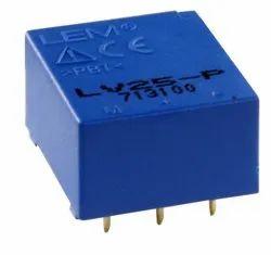 2.5 Kv LV25-P Current Transformer, For Electrical, Output Voltage: -15 V