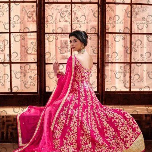 Ladies Bridal Dress, दुल्हन की पोशाक - Royal Eye, Navi ...
