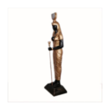 Fiber Egyptian Modern Lady Guard