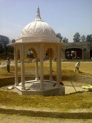 Stone Chatri or mandir