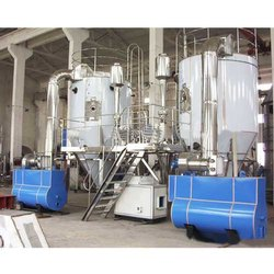 Spray Dryer for Fertilizer Industries